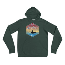 Load image into Gallery viewer, Let's go fishing Unisex hoodie