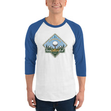 Load image into Gallery viewer, Northern Golf Raglan