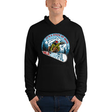 Load image into Gallery viewer, He Shreds Unisex hoodie
