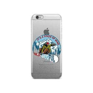 He Shreds iPhone Case