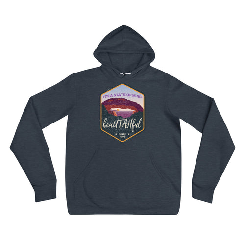Red South Unisex hoodie