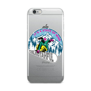 She Shreds iPhone Case