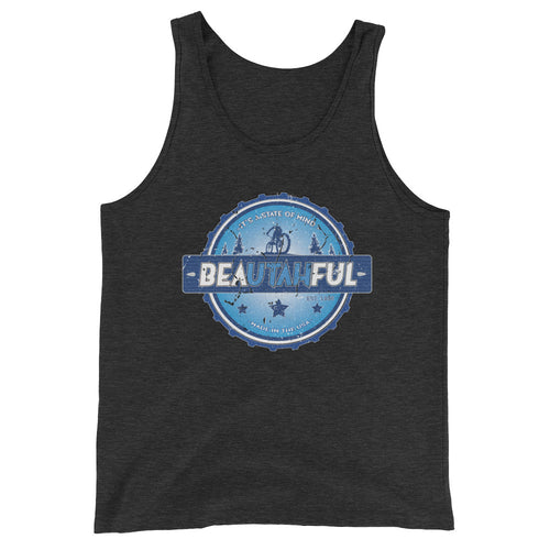 Blue Gear Unisex  Tank Top