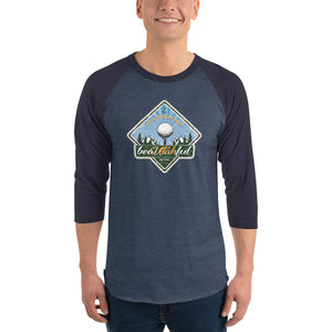 Northern Golf Raglan
