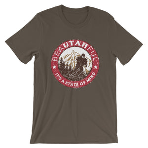 Deep Ski Men's T-Shirt