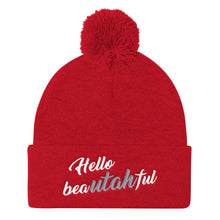 Load image into Gallery viewer, Hello Beautahful Beanie