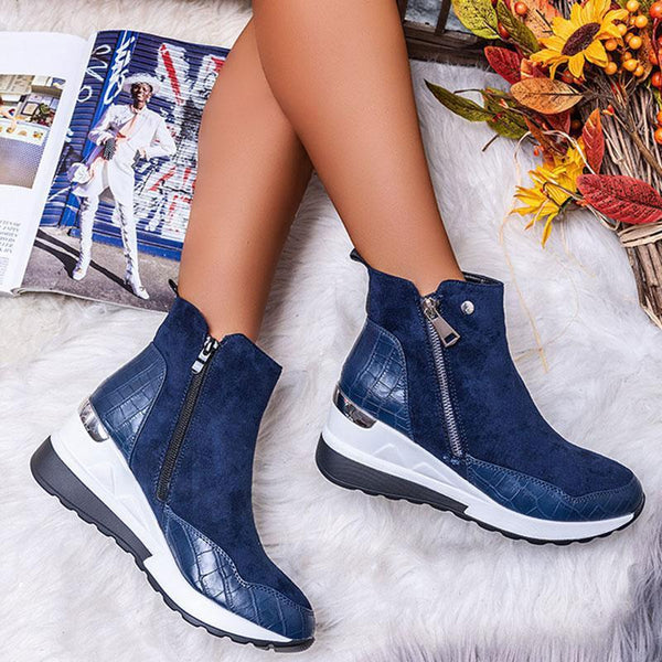 Women Air-Cushioned Boots