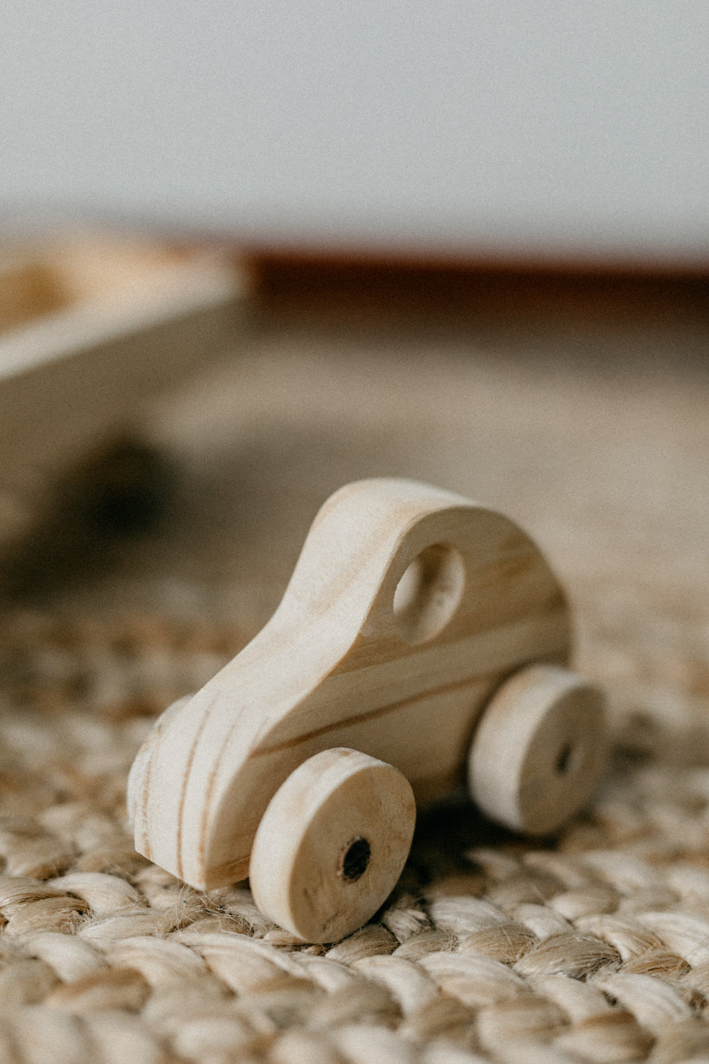 Wooden toy - Car