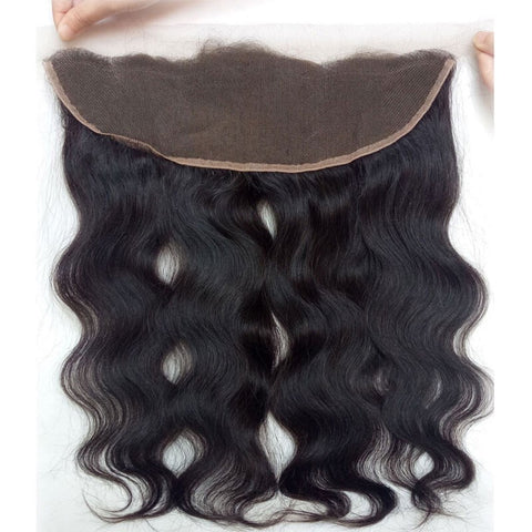 Body Wave Lace Frontal Closure 13x4 Ear To Ear Unprocessed Virgin Hair