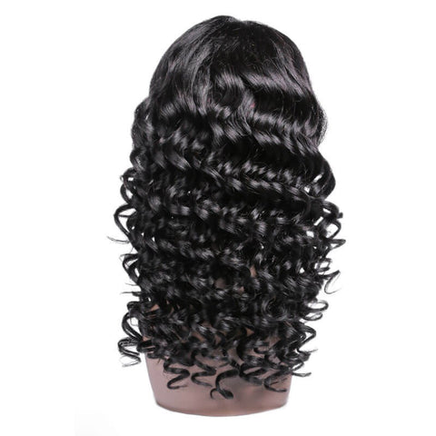 Curly Lace Frontal Closure 13x4 Ear To Ear Unprocessed Virgin Hair
