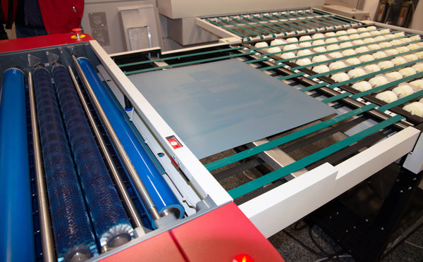 Offset Lithographic Printing on Paper