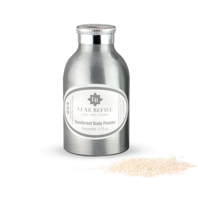 Deodorant Body Powder