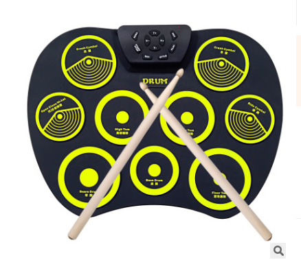 Electronic Drum Pad Kit