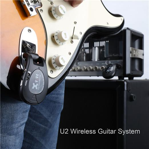 2018 New Arrival Digital Guitar Transmitter Receiver