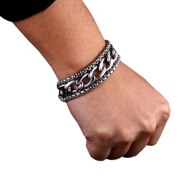 Stainless Personality Bracelet for Men