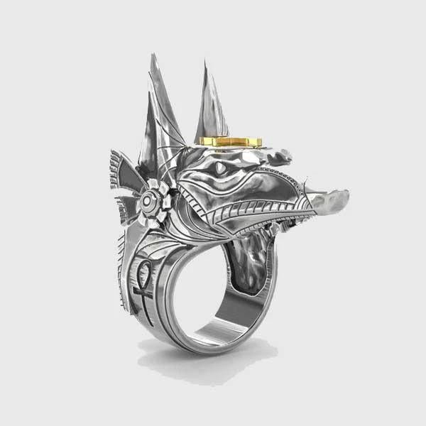 Anubis, Guardian Of The Dead Ring