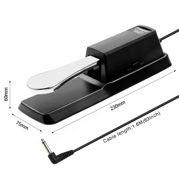 Sustain Pedal for Piano Keyboard