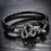 Cobra Men's Bracelet - Florence Scovel - 2