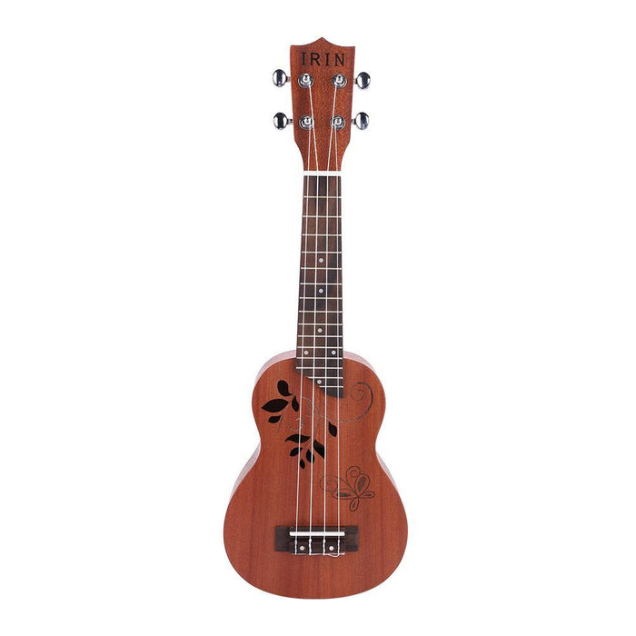 21 Inch Ukulele Sapele Uke with  Padded Storage Bag
