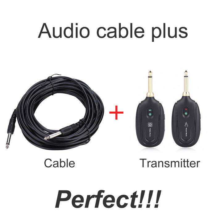 10m Audio Guitars Connecting Cable