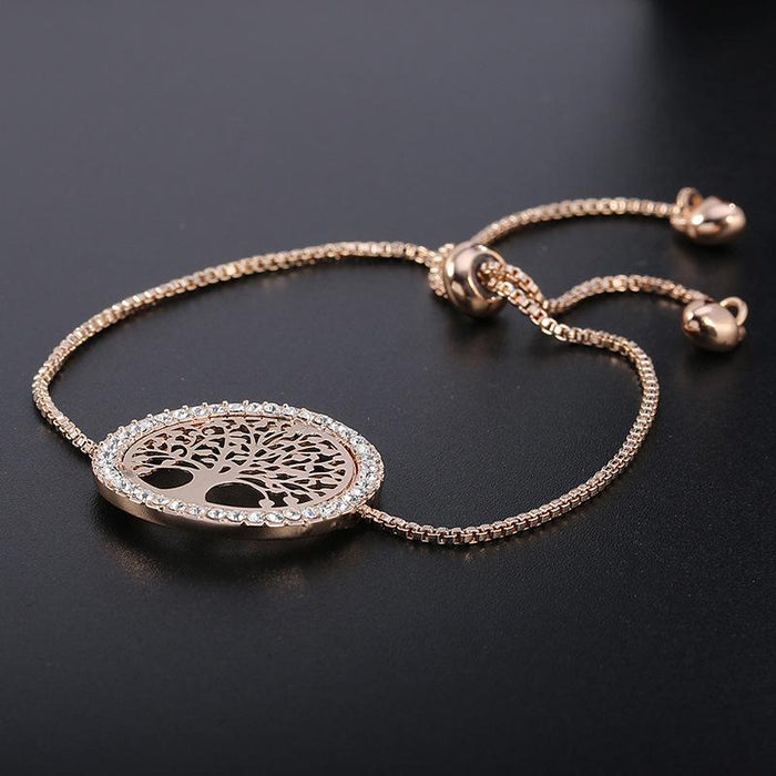 Tree of Life Adjustable Bracelet
