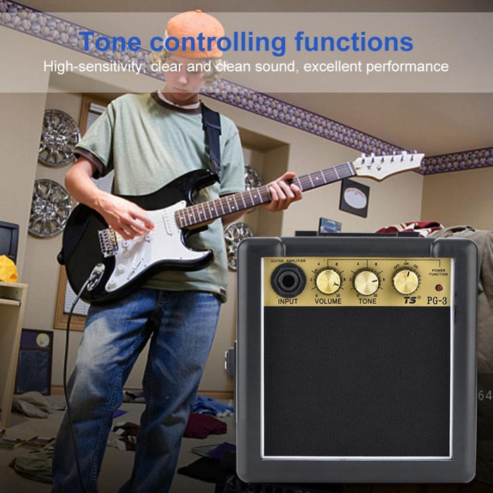 3W Electric Guitar Amplifier Speaker