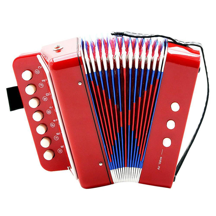 Children 7-Key 2 Bass Mini Accordion
