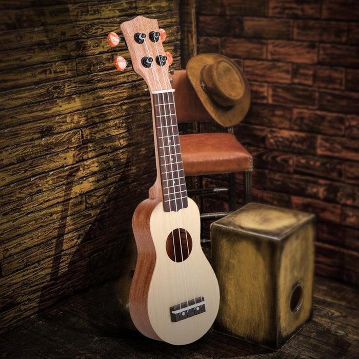 17 Inch Children Spruce Wood Ukulele
