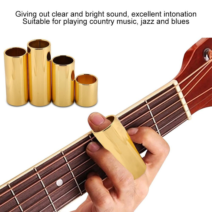 4pcst Electric Guitar Metal Slide