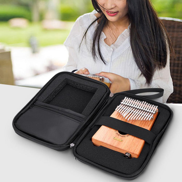 Water-resistant Thumb Piano Case
