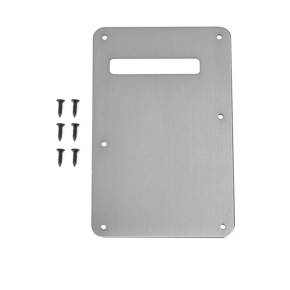 Pickguard Tremolo Cavity Cover Back Plate for ST Style Electric Guitar