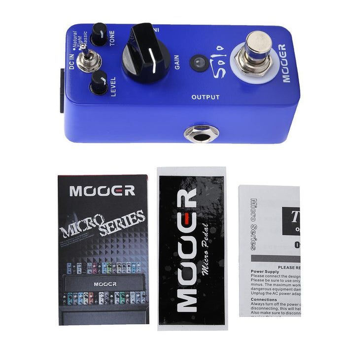 High-gain Distortion Guitar Effect Pedal Full Metal Shell Guitar Parts