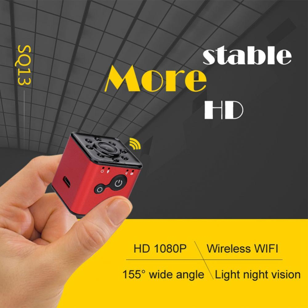 SQ13 WiFi Mini Camera Kit