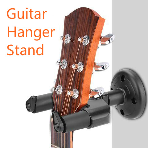 Guitar Wall Mount Hanger Stand Rack Hook Holder