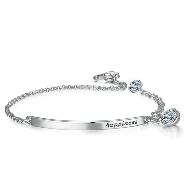 "Happiness ""Silver Edition"" Bracelet"