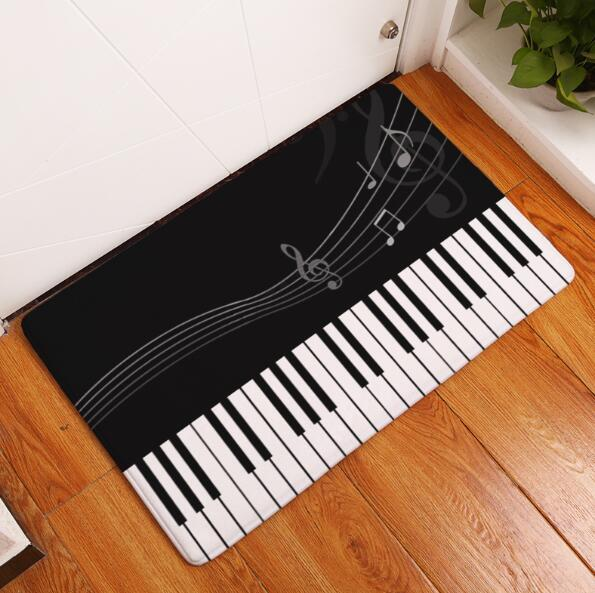 Cool Music Notes Doormat-Buy 2 Free Shipping