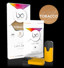 Bo Pod Blond Tobacco