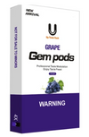 4 STK: Gem Pods Grape