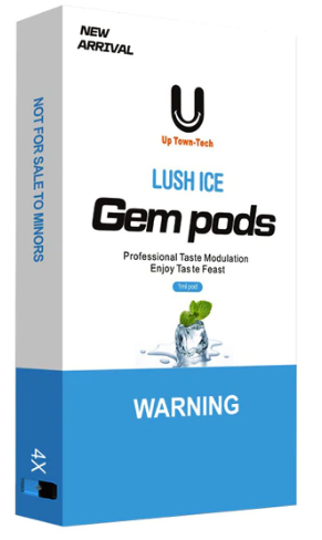 4 STK: Gem Pods Lush Ice