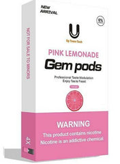Gem Pods Pink Lemonade