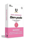 4 STK: Gem Pods Pink Lemonade
