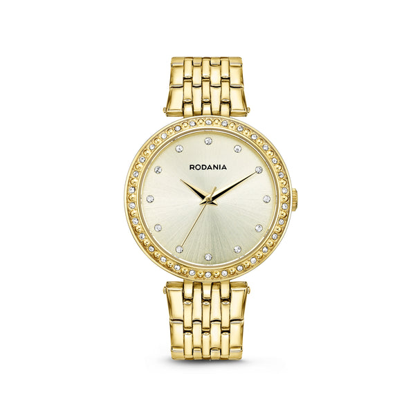 Rodania Passion Quartz Goud Dames
