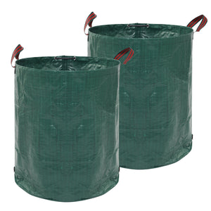 Garden Waste Bags - Includes 2 Large Heavy Duty