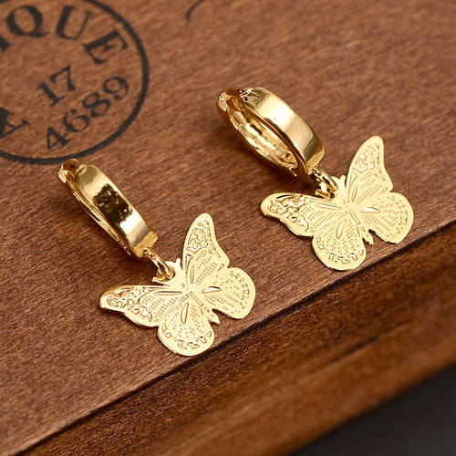 Gold Luxury Butterfly