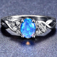 Mystic Oval Ring