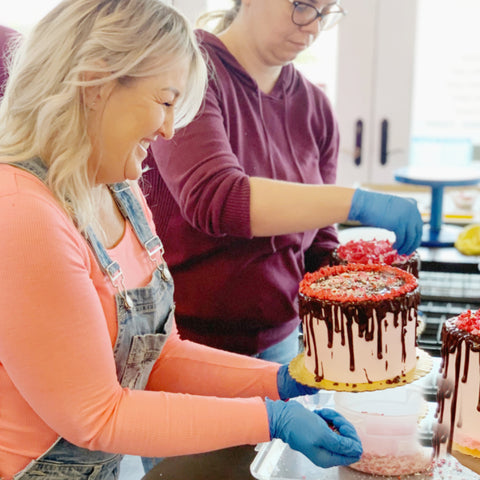 Cake Decorating Experiences