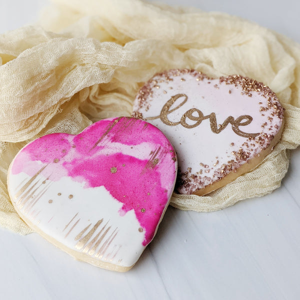Valentine's Day Baker's Choice Shortbread Cookie Assortment