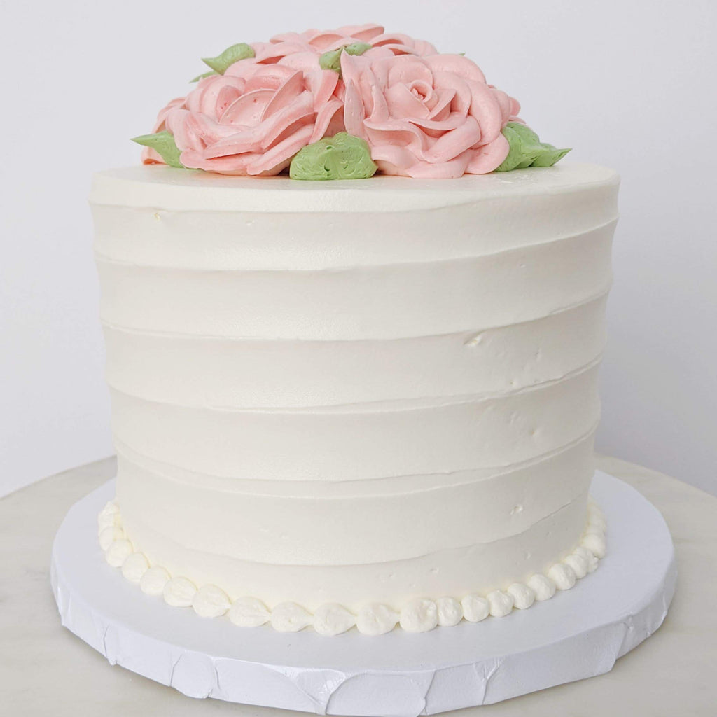 Wedding Cake- Single Tier