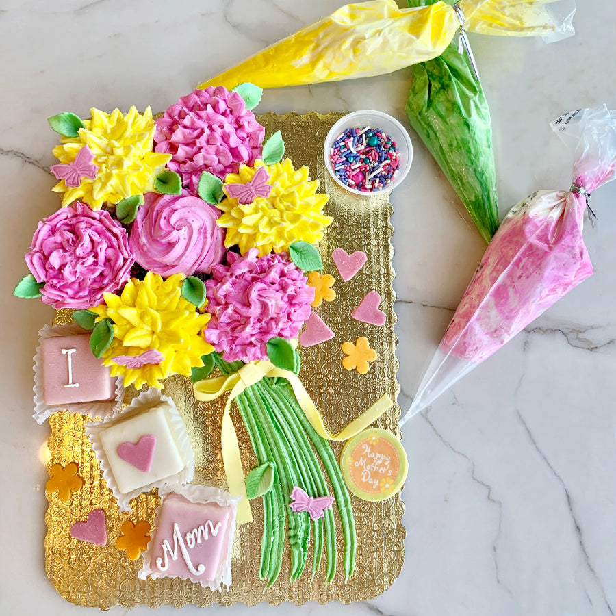 Mother's Day Cupcake Decorating Kit