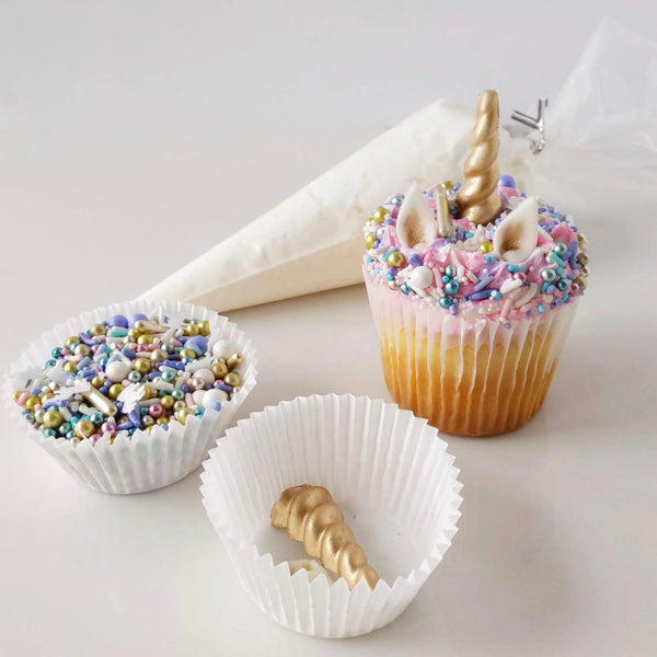 Unicorn Cupcake - Cupcake Kit Collection